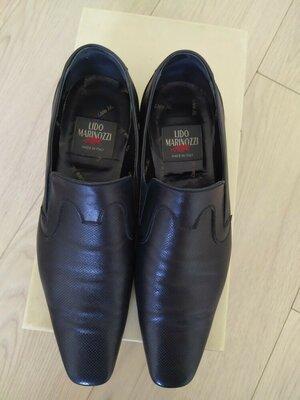 Продано: Туфли мужские LidoMarinozzi р.38-39