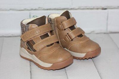 Демисезонные ботинки. Размеры 22-25