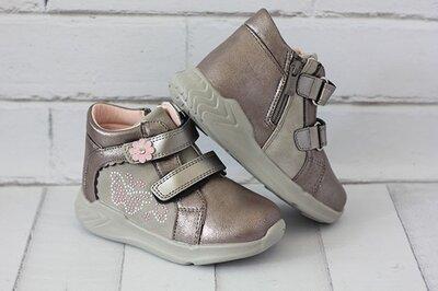 Демисезонные ботинки. Размеры 22-26