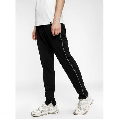 Спортивные штаны PUNCH - Reflective Stripe, Black