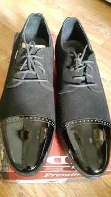 Продано: Туфлі Mida чоловічі 42 р.