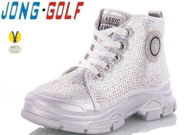 Демисезонные ботинки на девочку Jong.Golf размер 33-34