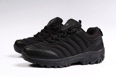 Зимние мужские кроссовки Merrell Vibram, черные DR31273