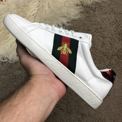 Кеды Ace Embroidered Sneaker White
