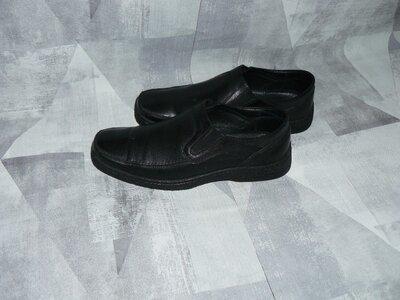 Мужские кожаные туфли Calif. р.43