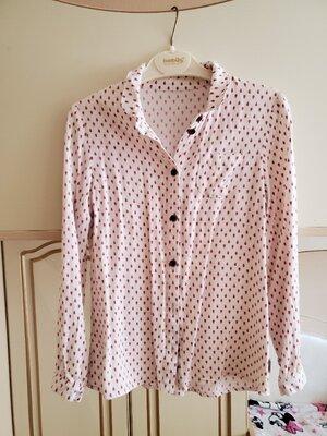 Стильная рубашечка Бемби р.134