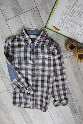 Рубашечка на 7-8 лет