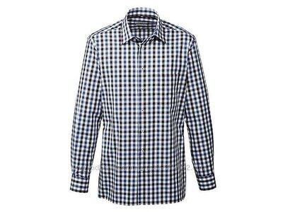 Продано: Классическая мужская рубашка в клеточку nobel league