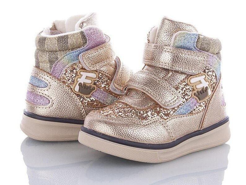Отличное качество Ботинки для девочки бренда Ввт р. 22-27 , код - 406: 315 грн - демисезонная обувь bbt в Киеве, объявление №27064112 Клубок (ранее Клумба)