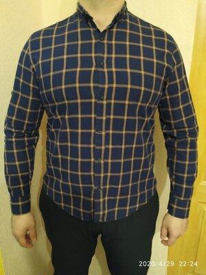Мужская рубашка размер xxl
