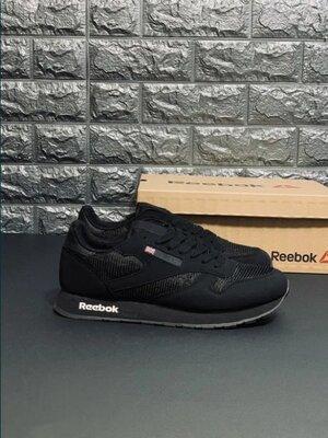 Кроссовки Reebok classic чоловічі кросівки Рібок класик, кроссовки Рибок класик черные мужские