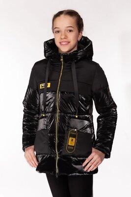 Новинка, демисезонная куртка Рина, 134-152 см