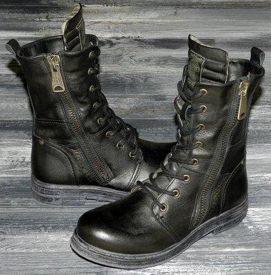 Replay Evy оригинальные, стильные, кожаные невероятно крутые ботинки