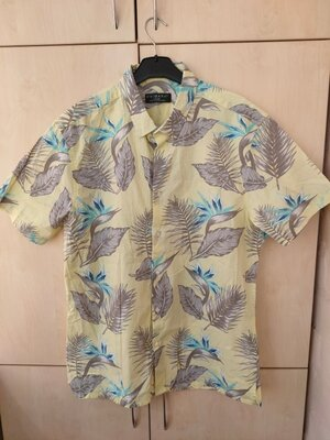 Рубашка гавайка