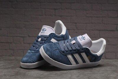 17935 Кроссовки женские Adidas Gazelle