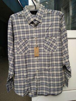 Продано: Рубашка nens в клетку