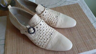 Туфли новые,натур.кожа,бренд,р.44.