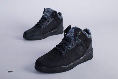 Мужские ботинки на меху