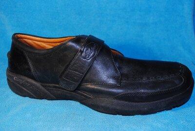 кожаные туфли frank 47 размер