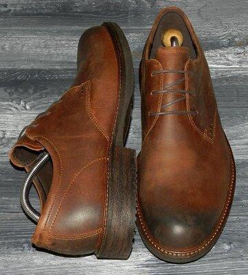 Ecco Kenton оригинальные, стильные, кожаные невероятно крутые туфли