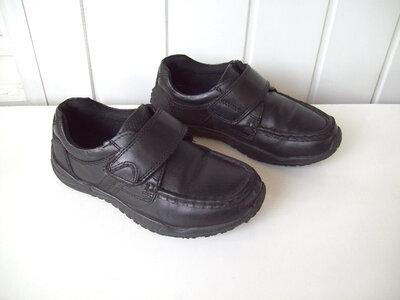 Туфли кожа липучка Next, стелька 20,5 см.