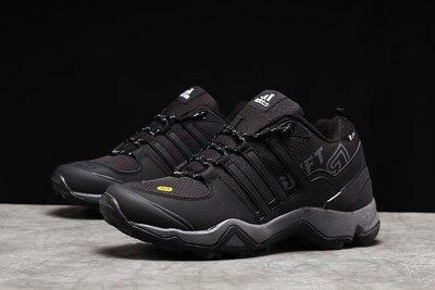 Мужские кроссовки термо Adidas Terrex Swift 465, черные DR31252