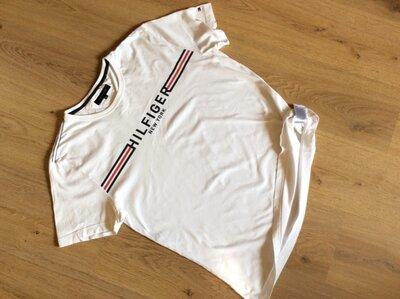 Мужская футболка TOMMY HILFIGER оригинал XL L