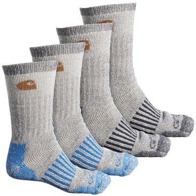 Мужские носки carhartt a695 wool-blend р l оригинал