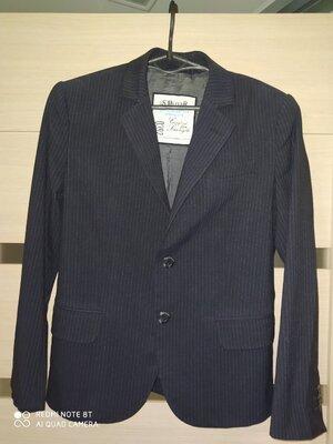 Классный легкий школьный пиджак