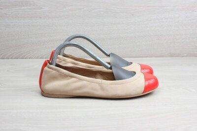 Кожаные балетки Geox оригинал, размер 35