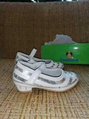 Продано: Нарядные туфли