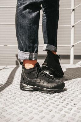 95 SneakerBoot Black