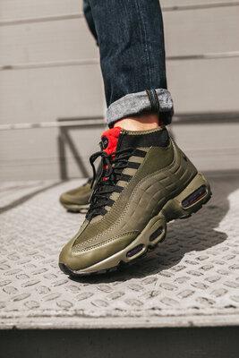 95 SneakerBoot Haki