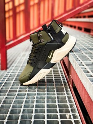 Кроссовки зимние Nike Huarache Winter Acronym