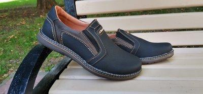 Продано: Мужские туфли , натуральна кожа весна -осень