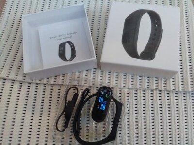 Smart Bracelet BP HR фитнес браслет-часы M3