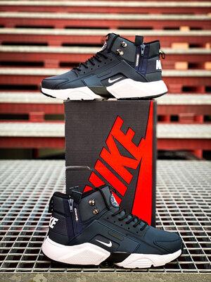 Nike Huarache Winter Acronym Navy Blue