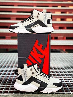 Nike Huarache Winter Acronym Grey