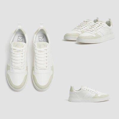 Кеды кроссовки слипоны мокасины размеры 39,40,41,44 H&M оригинал