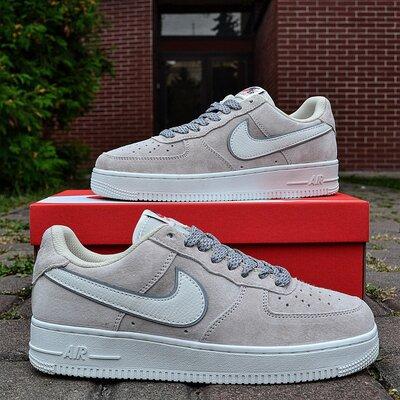 Nike Air Force 1 Suede 'Beige'