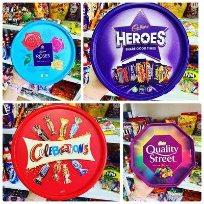 Подарочный наборы конфет