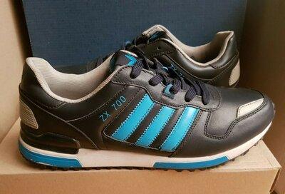 Продано: Мужские кроссовки Адидас ZX синие 44размер