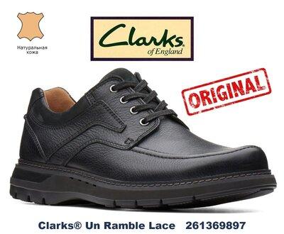 Туфли Clarks® Un Ramble Lace original 41 EUR 261369897