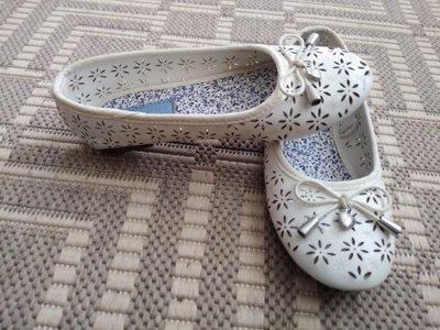 Легкі мештики - балетки George girls 31 розмір