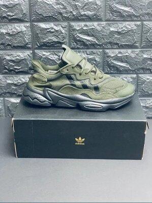 Мужские кроссовки Adidas ozweego Озвиего кросовки Адидас озвиго