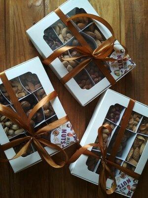Горіхові бокси у Вінниці,подарочный набор Винница,подарунок на змагання для спортсменів,на Новий рік