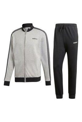 Хлопковый спортивный костюм adidas