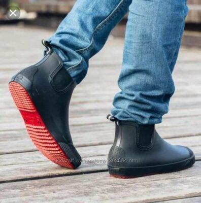 Мужские резиновые сапоги ботинки Нордмен