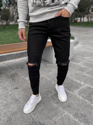 Крутейшие чёрные джинсы