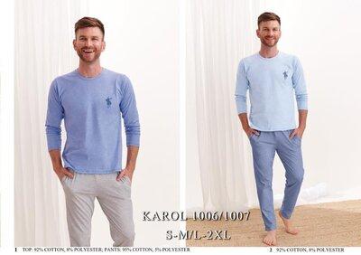 Пижамы мужские TARO Польша осень-зима 2020